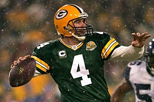 Brett Favre Green Bay