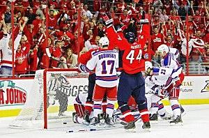 New York Rangers v Washington Capitals - Game Five