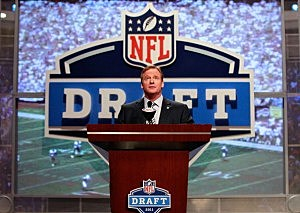 2011 NFL Draft Roger Goodell