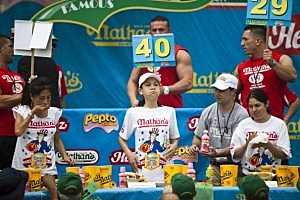 2011 Nathan's Hot Dog Eating Contest