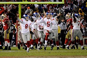 NFC Championship - New York Giants v San Francisco 49ers
