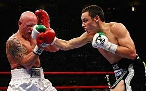 World Welterweight Championship: Julio Cesar Chavez V Grover Wiley