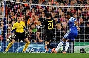 Chelsea FC v Barcelona - UEFA Champions League Semi Final