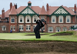 141st Open Championship - Round One