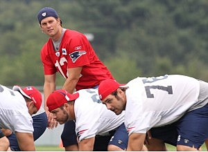 New England Patriots Training Camp