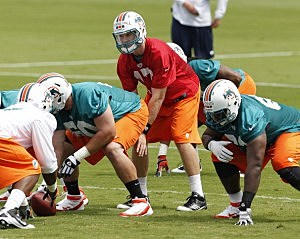 Miami Dolphins Minicamp