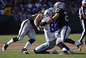 Dallas Cowboys v Oakland Raiders