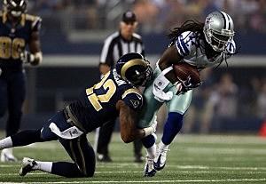 St Louis Rams v Dallas Cowboys