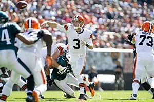 Philadelphia Eagles v Cleveland Browns