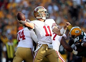 San Francisco 49ers v Green Bay Packers