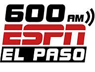 600 ESPN El Paso Logo