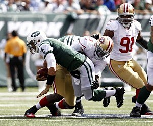 San Francisco 49ers v New York Jets