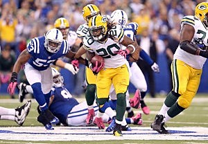 Green Bay Packers v Indianapolis Colts