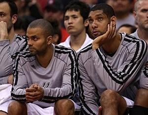 Spurs rest starters
