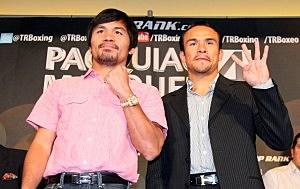 Manny Pacquiao v Juan Manuel Marquez 4