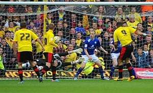 Watford v Leicester City
