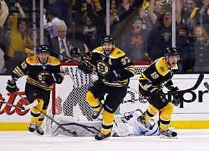 Boston Bruins - Patrice Bergeron