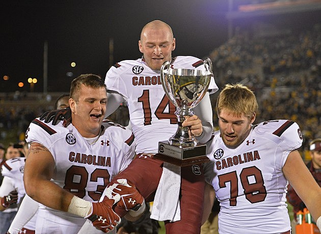 Connor Shaw out sick
