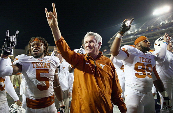 Talks Of Mack Brown's Departure From Texas Gaining Ground