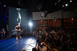 UFC 202 - Open Workouts