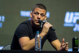 UFC 202 Press Conference