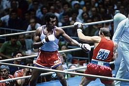 Boxing, 1980 Summer Olympics