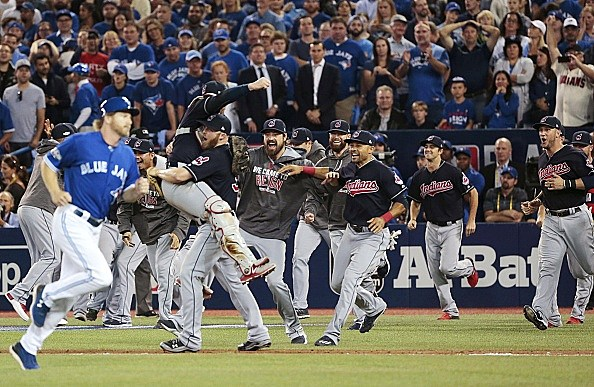 Baseball: Indians headed to World Series