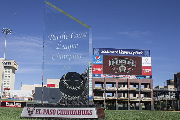 El Paso Chihuahuas.