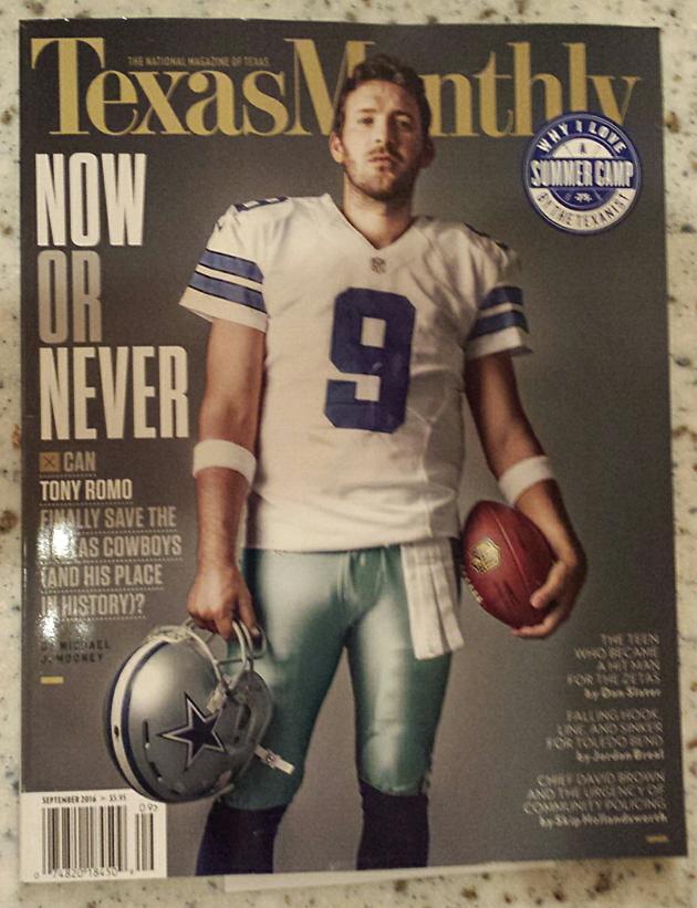 TX Monthly w Romo