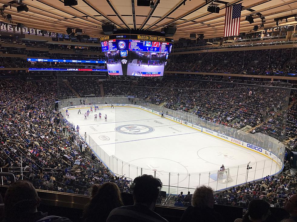 new york rangers and msg deliver terrific fan experience - Madison Square Garden Internship