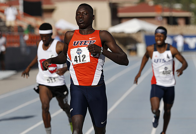 UTEP Athletics.